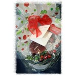 Chocolate from the Heart at Christmastime - Milk Chocolate Cherries
